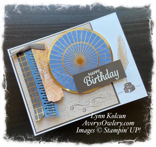 Stampin' Pretty Pals Sunday Picks 06.14- Lynn Kolcun