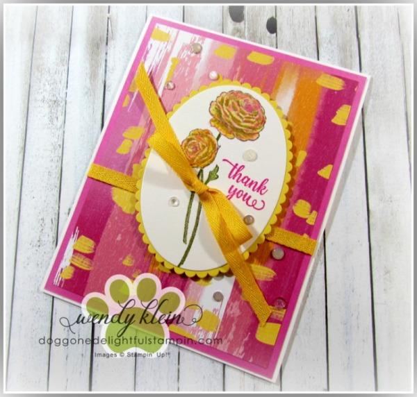 Stampin' Pretty Pals Sunday Picks 06.28- Wendy Klein