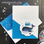 Whale of A Time Suite Collection by Stampin