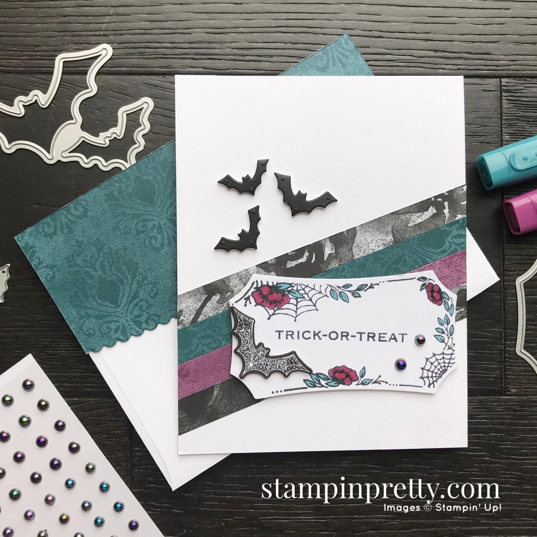 Stampin Up Halloween 2020 SNEAK PEEK! Stampin' Up! Magic In This Night Suite! | Stampin' Pretty