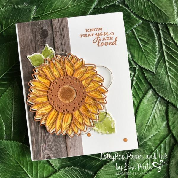 Stampin' Pretty Pals Sunday Picks 07.12- Lori Pinto