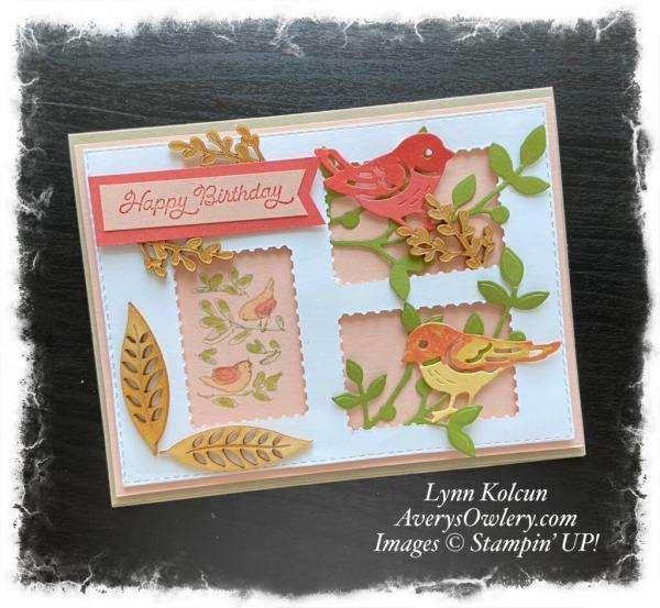 Stampin' Pretty Pals Sunday Picks 07.12- Lynn Kolcun