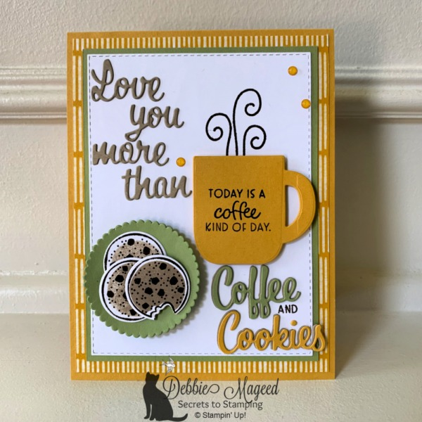 Stampin' Pretty Pals Sunday Picks 07.19- Debbie Mageed