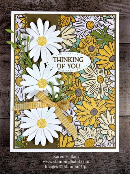 Stampin' Pretty Pals Sunday Picks 07.19- Karen Hallam