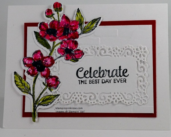 Stampin' Pretty Pals Sunday Picks 07.19- Pamela Sadler
