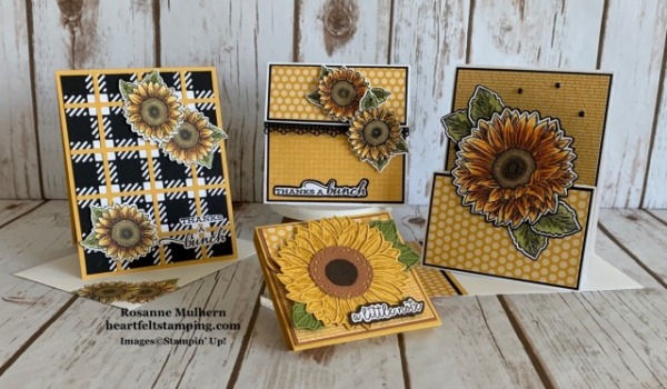 Stampin' Pretty Pals Sunday Picks 07.19- Rosanne Mulhern
