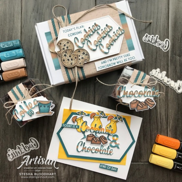 Stampin' Pretty Pals Sunday Picks 07.19- Stesha Bloodhart
