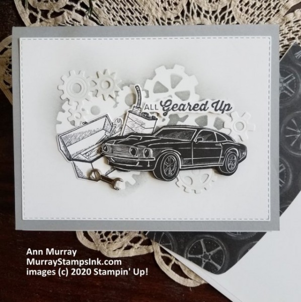 Stampin' Pretty Pals Sunday Picks 07.26- Ann Murray