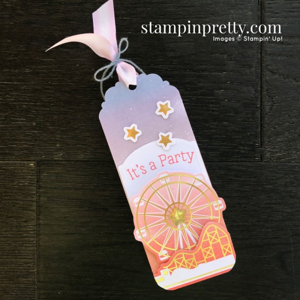 Summer Nights July 2020 Paper Pumpkin Alternate #2 Mary Fish, Stampin' Pretty