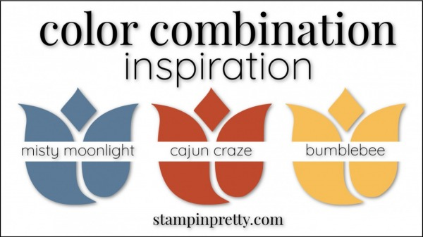 Color Combinations Cajun Craze, Bumble Bee, Misty Moonlight
