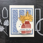 Create this card with the Boho Indigo Product Medley from Stampin