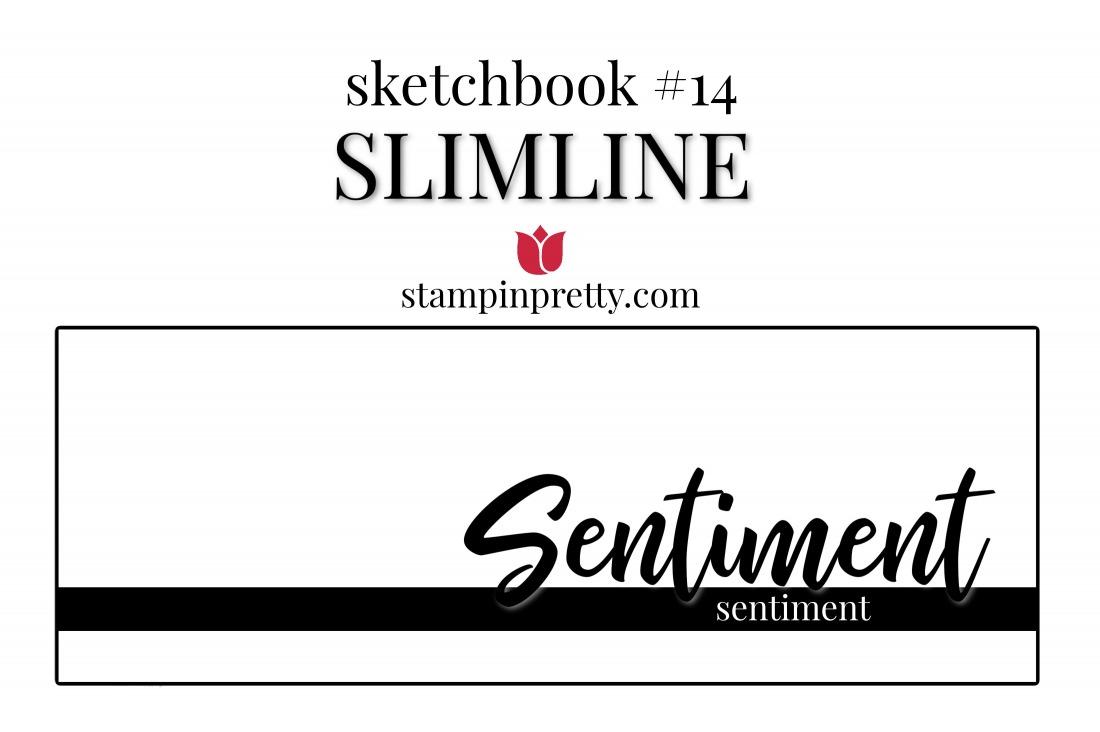 Stampin' Pretty Sketchbook #14