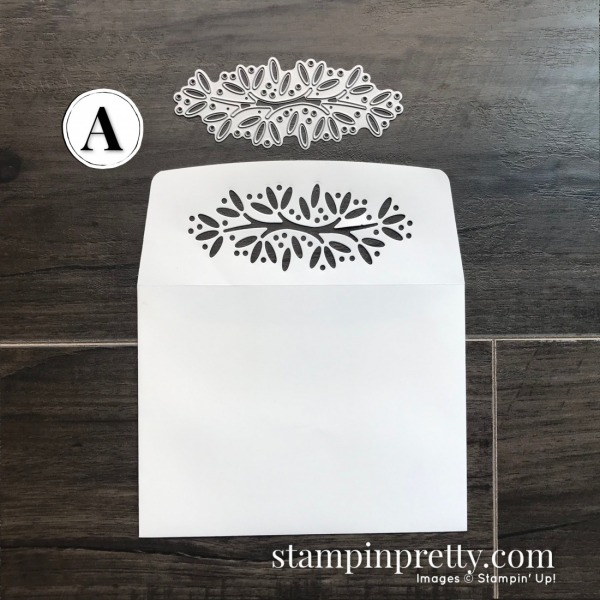 A. Ornamental Envelopes Bundle from Stampin' Up! by Mary Fish, Stampin' Pretty