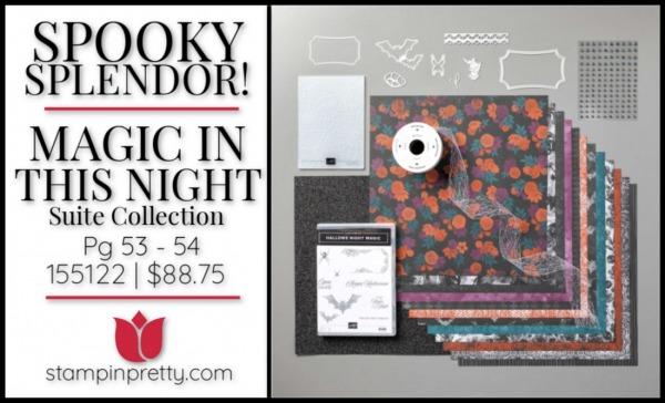 Magic in this Night Suite Collection Item 155122 $88.75