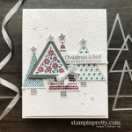 Create this cards using the Tree Angle Stamp Set from Stampin