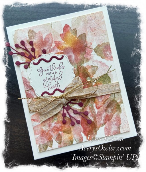 Stampin' Pretty Pals Sunday Picks_10.25.20_Lynn Kolcon