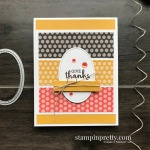 Create this card using the Arrange a Wreath Stamp Set & 6x6 Designer Series Paper from Stampin