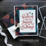 Create this card using the Happiest of Birthdays Stamp Set by Stampin