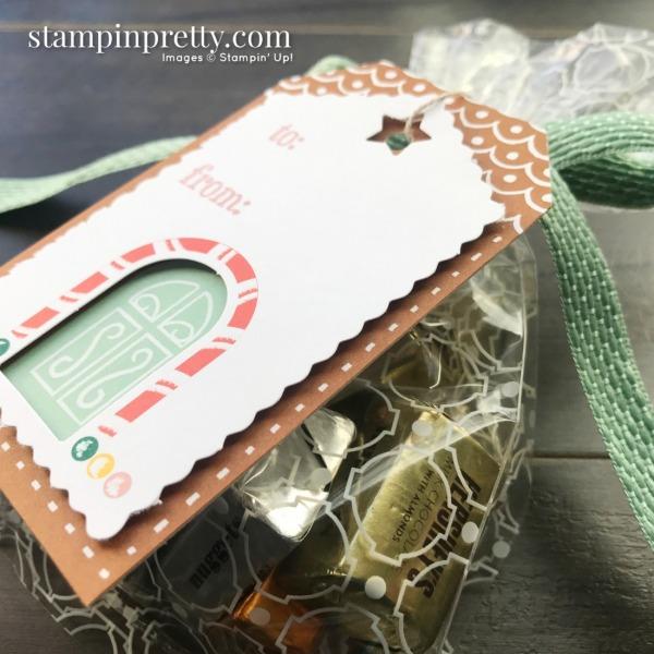Jolly Gingerbread Paper Pumpkin November 2020 Alternates, Mary Fish, Stampin' Pretty Alt #1