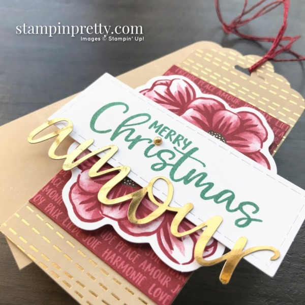 Joy to the World October 2020 Paper Pumpkin Alternates Mary Fish, Stampin' Pretty