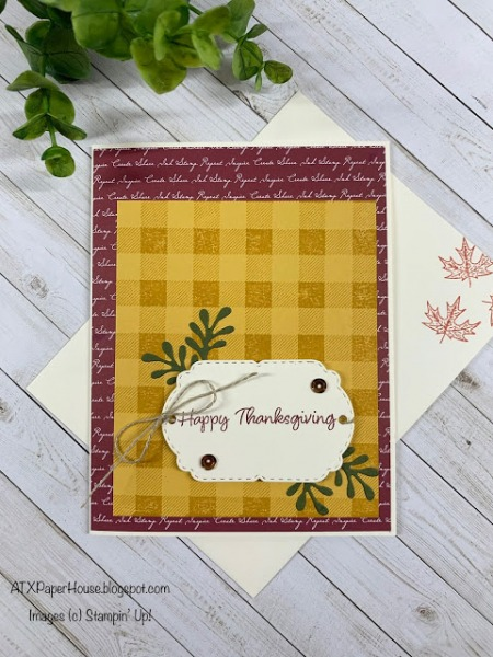 Stampin' Pretty Pals Sunday Picks - November 15.2020 - Angela Slutz