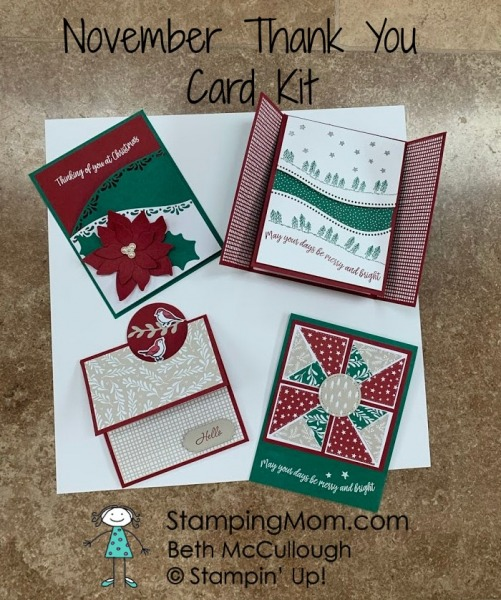 Stampin' Pretty Pals Sunday Picks - November 15.2020 - Beth McCullough