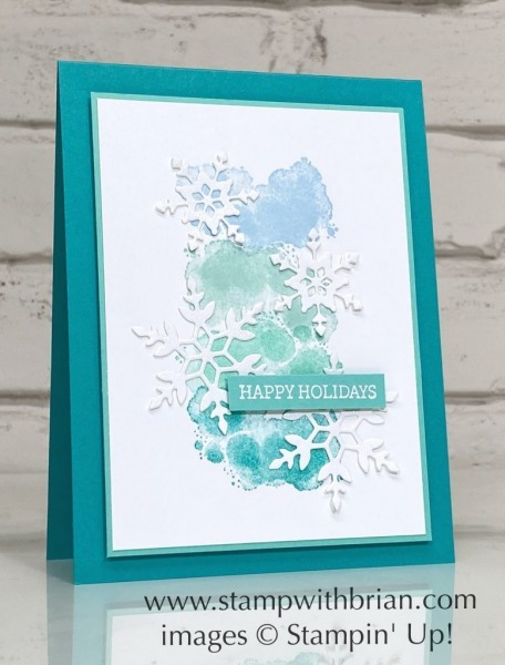 Stampin' Pretty Pals Sunday Picks - November 15.2020 - Brian King