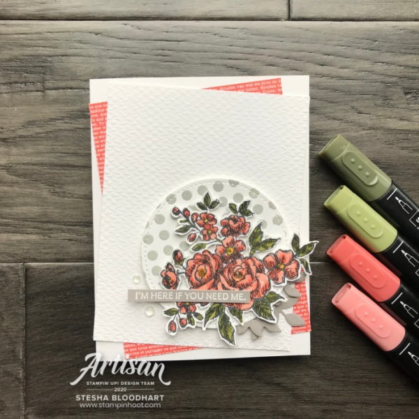 Stampin' Pretty Pals Sunday Picks - November 15.2020 - Stesha Bloodhart
