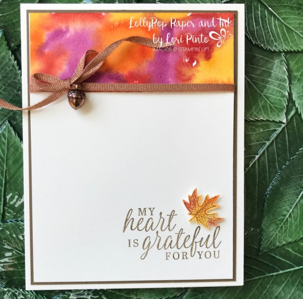 Stampin' Pretty Pals Sunday Picks_11.01.20_Lori Pinto