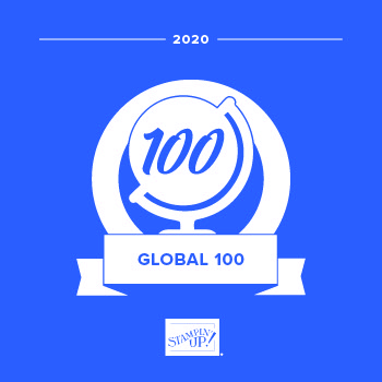 Stampin' Up! Global 100 Top Demonstrators 5
