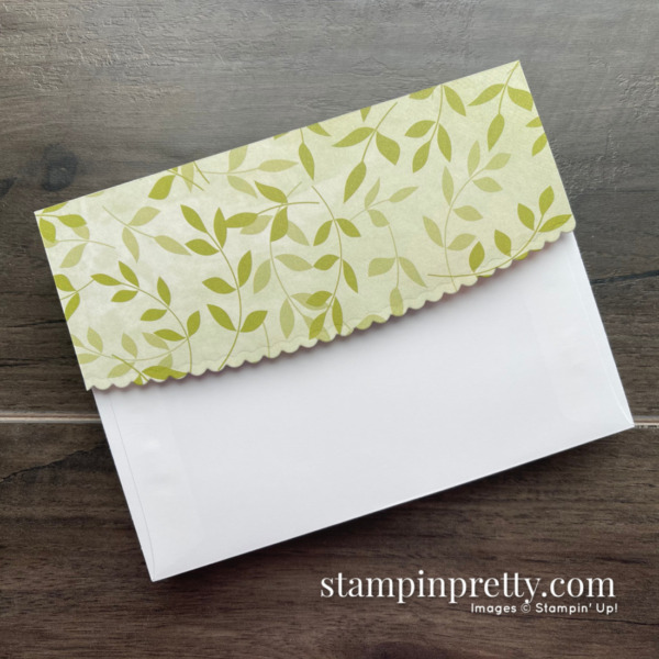 Simple Saturday Sale-a-Bration Sneak Peek! Paper Blooms DSP & Heal Your Heart Stamp Set - Card by Mary Fish, Stampin' Pretty! (3)