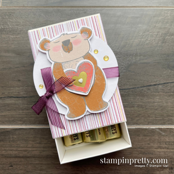 Beary Comforting December 2020 Paper Pumpkin Alternate #1 Mary Fish, Stampin' Pretty