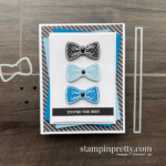 Handsomely Suited Bundle from Stampin