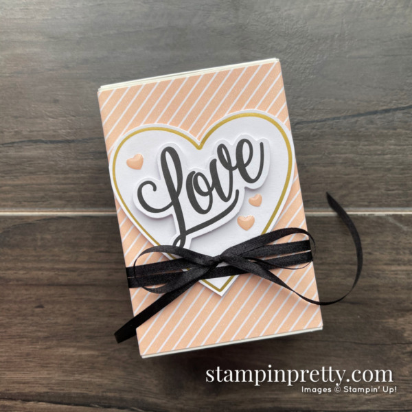 January 2021 Sending Hearts Paper Pumpkin Alternate #2 Mary Fish, Stampin' Pretty