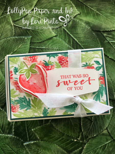 Stampin' Pretty Pals Sunday Picks - 01.17.21 - Lori Pinto