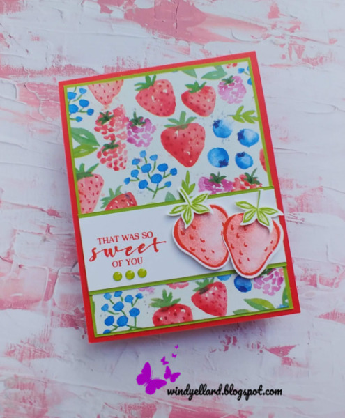 Stampin' Pretty Pals Sunday Picks - 01.17.21 - Windy Ellard