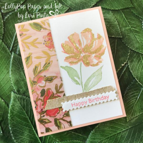 Stampin' Pretty Pals Sunday Picks - 01.24.21 Lori Pinto