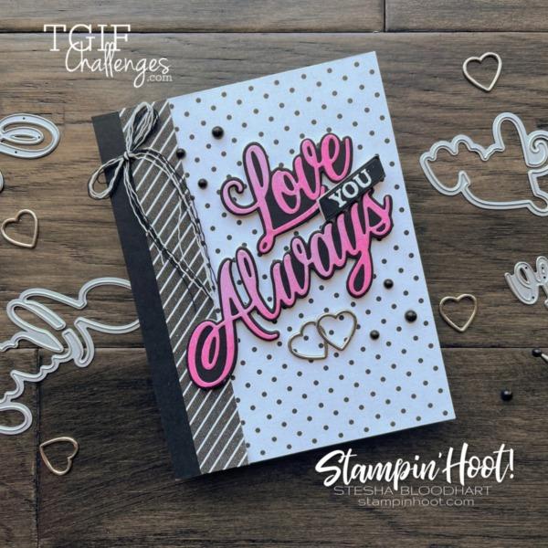 Stampin' Pretty Pals Sunday Picks - 01.24.21 Stesha Bloodhart