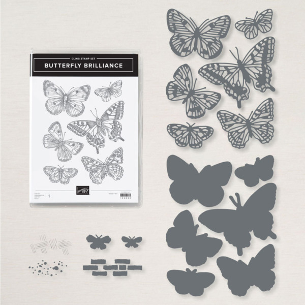 BUTTERFLY BRILLIANCE BUNDLE 155821