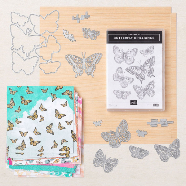 BUTTERFLY BRILLIANCE COLLECTION 159408