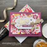 Forever & Always Bundle and Fine Art Floral by Stampin