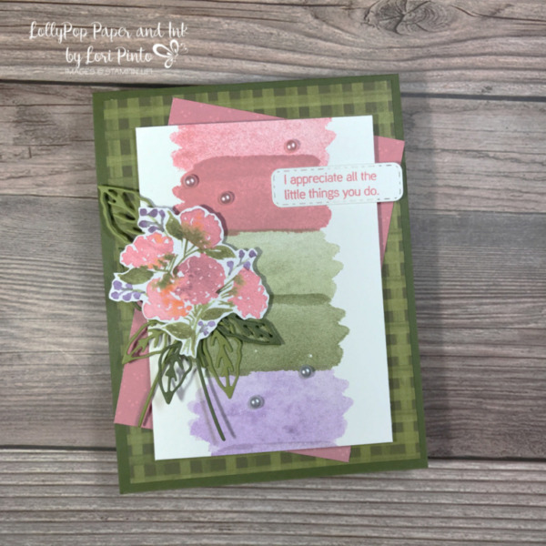 Stampin' Pretty Pals Sunday Picks - 02.07.21 - Lori Pinto