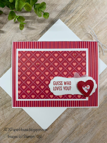 Stampin' Pretty Pals Sunday Picks - 02.21.2021 - Angela Slutz