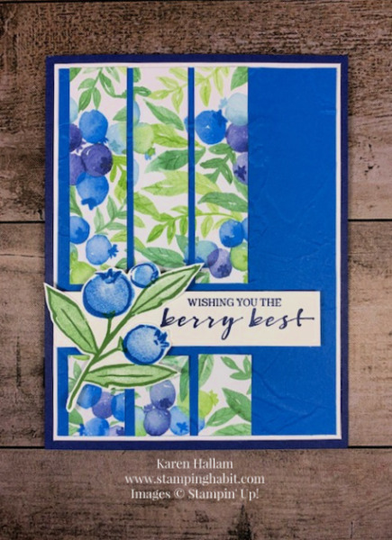 Stampin' Pretty Pals Sunday Picks - 02.21.2021 - Karen Hallam