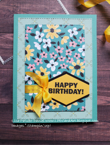 Stampin' Pretty Pals Sunday Picks - 02.21.2021 - Lisa Patubo-Daniel