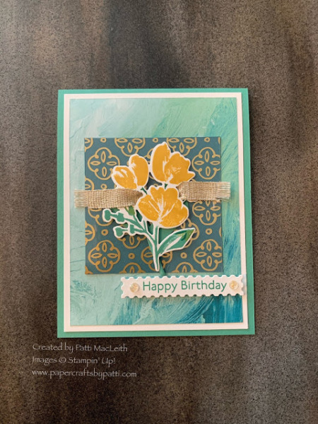 Stampin' Pretty Pals Sunday Picks - 02.21.2021 - Patti MacLeith