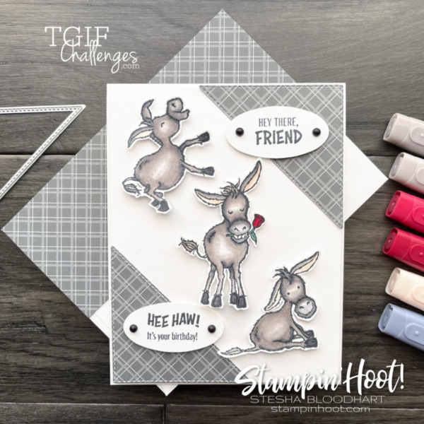 Stampin' Pretty Pals Sunday Picks - 02.21.2021 - Stesha Bloodhart