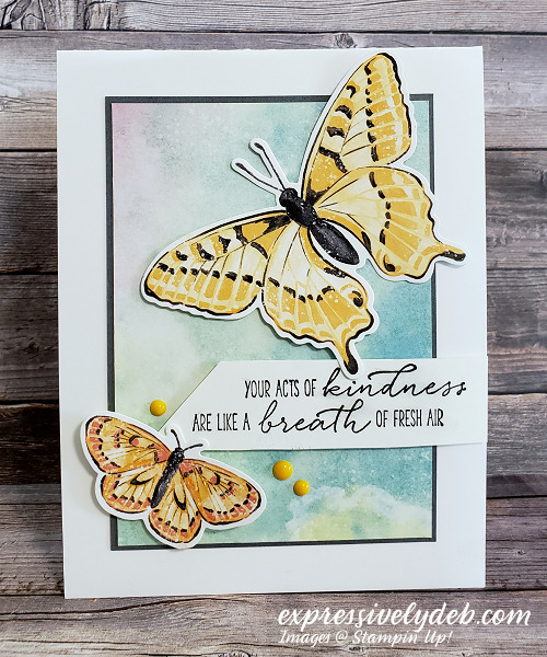 Stampin' Pretty Pals Sunday Picks - 02.28.2021 - Debbie Crowley