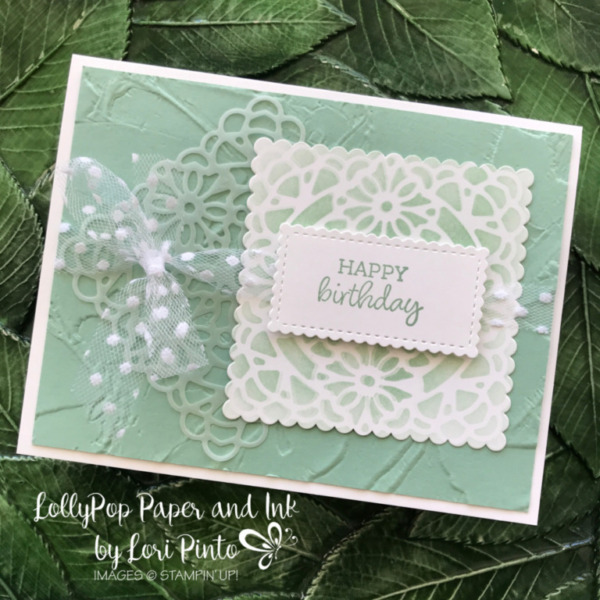 Stampin' Pretty Pals Sunday Picks - 02.28.2021 - Lori Pinto