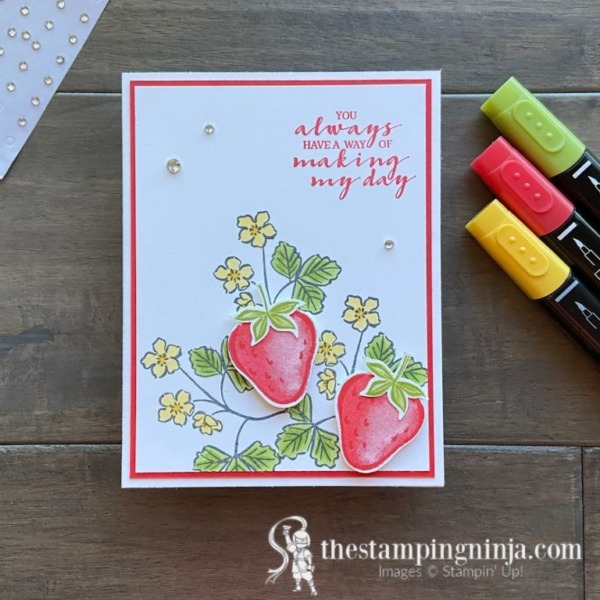 Stampin' Pretty Pals Sunday Picks - 02.28.2021 - Melissa Seplowitz